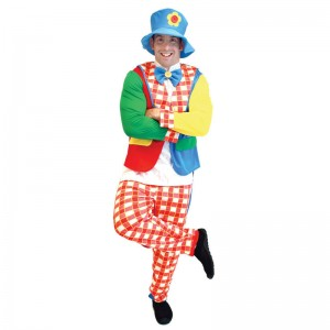 Circus Costumes for Men