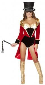 Circus Ringleader Costume