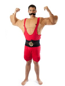 Circus Strongman Costume