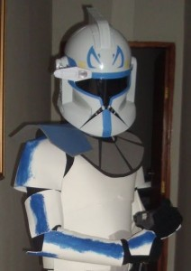 Clone Trooper Costume DIY