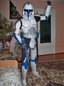 Clone Trooper Costume Replica