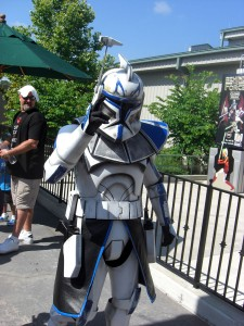 Clone Trooper Rex Costume