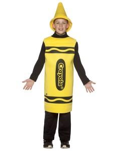 Crayon Costume