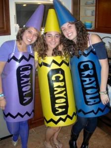 Crayon Costume Ideas