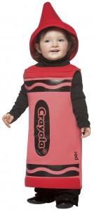 Crayon Costume Toddler
