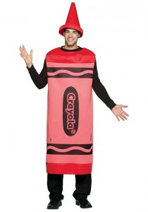 Crayon Costumes for Adults