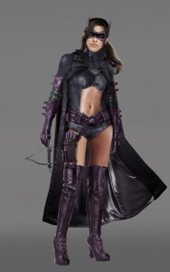 DC Huntress Costume