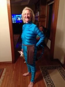 DIY Avatar Costume