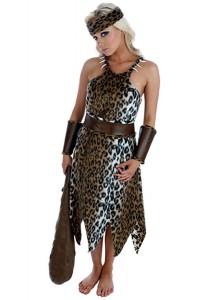 DIY Cavewoman Costume