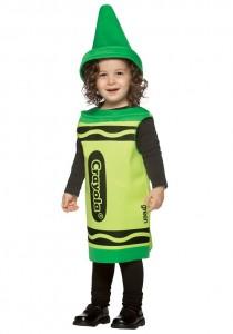 DIY Crayon Costume