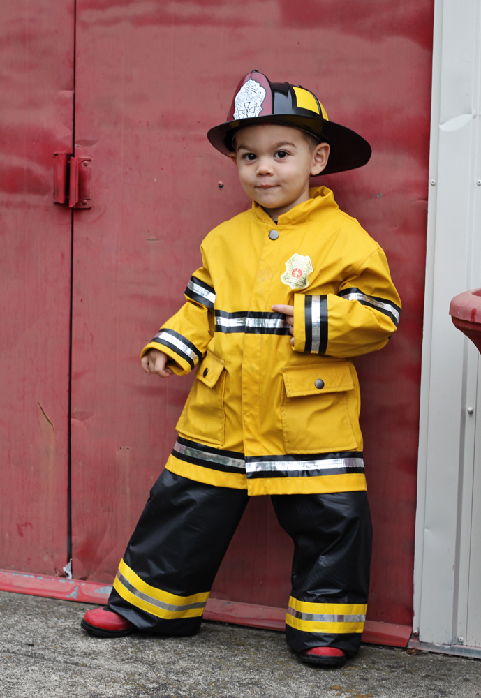 Firefighter Costumes For Men Women Kids