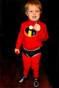 DIY Incredibles Costume