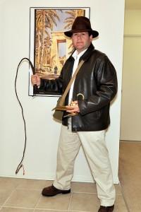 DIY Indiana Jones Costume