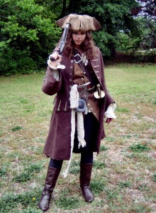 DIY Jack Sparrow Costume