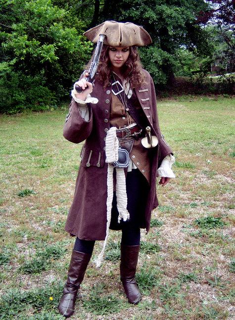 DIY Jack Sparrow Costume