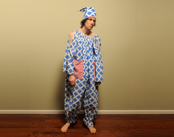 DIY Jester Costume  sc 1 st  Parties Costume : homemade jester costume  - Germanpascual.Com
