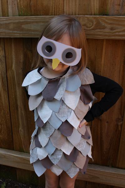 Owl Costumes (for Men, Women, Kids) Parties Costume
