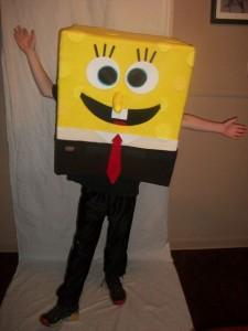 DIY Spongebob Costume