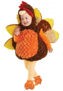 DIY Turkey Costume