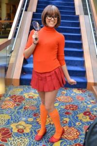 DIY Velma Costume