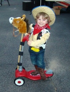 DIY Woody Costume