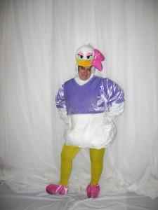 Daisy Duck Halloween Costume