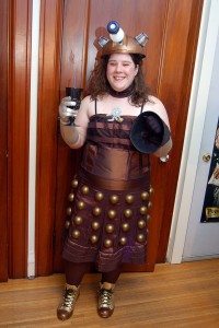 Dalek Costume Ideas