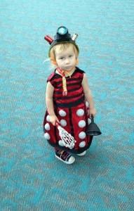 Dalek Costume Images
