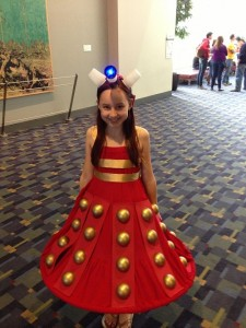 Dalek Costume Kids