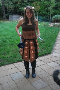 Dalek Costume Pictures