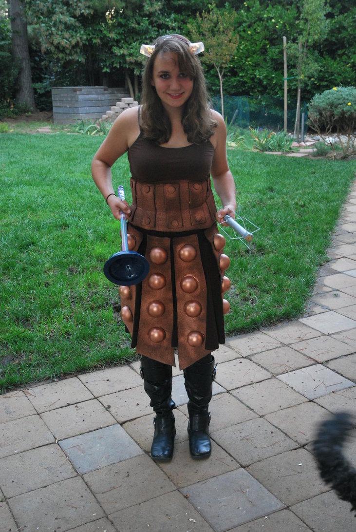 dalek costumes (for men, women, kids) | parties costume