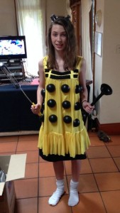 Dalek Dress Costume