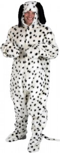 Dalmatian Costume for Adults