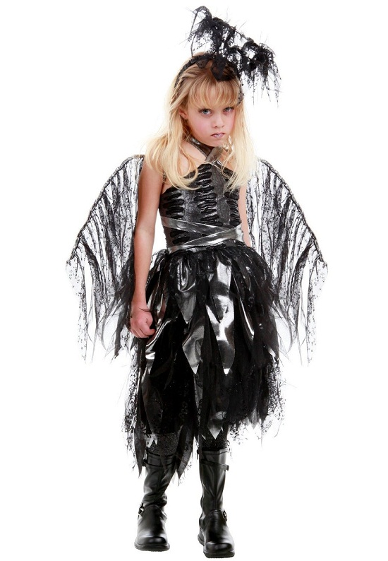 Dark Angel Costumes (for Men, Women, Kids) | Parties Costume
