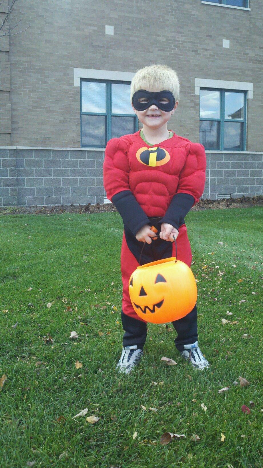 Dash Halloween Costume Incredible