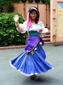 Disney Esmeralda Costume