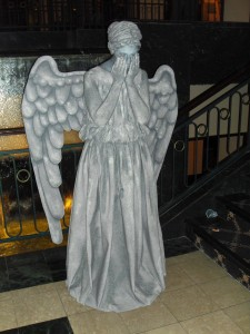 Doctor Who Weeping Angels Costume