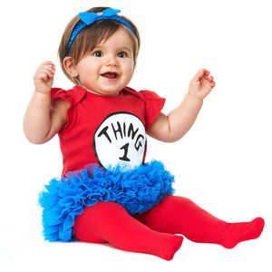 Dr Seuss Baby Costumes