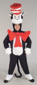Dr Seuss Cat in the Hat Costume