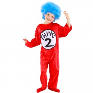 Dr Seuss Character Costumes