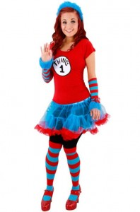 Dr Seuss Character Costumes for Adults