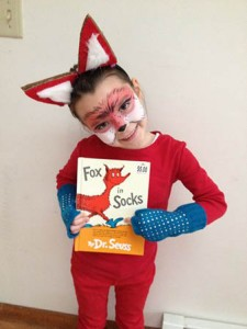 Dr Seuss Characters Costumes