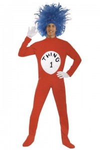 Dr Seuss Costumes for Adults