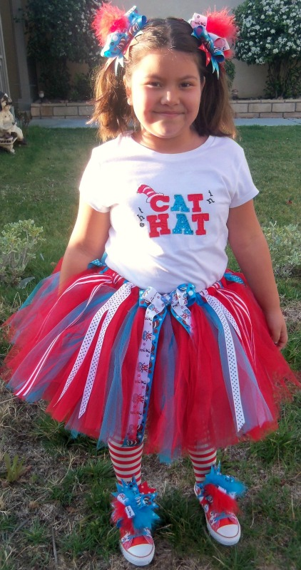 Dr Seuss Costumes for Girls  sc 1 st  Parties Costume & Dr Seuss Costumes (for Men Women kids) | Parties Costume