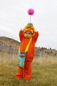 Dr Seuss Lorax Costumes