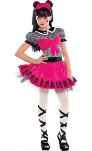 Draculaura Halloween Costume