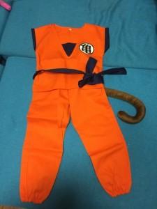 Dragon Ball Z Costume for Kids