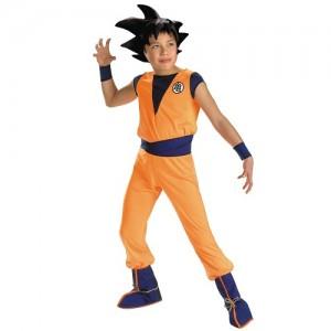 Dragon Ball Z Costumes