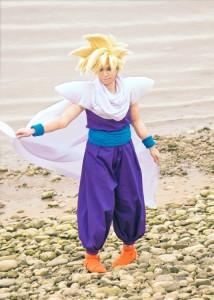 Dragon Ball Z Costumes Gohan