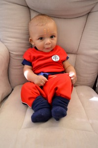 Dragon Ball Z Costumes for Babies